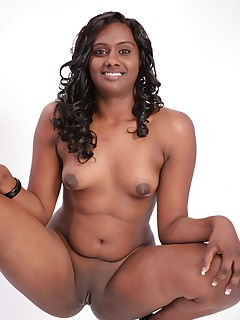 image Watch me riding this huge ebony cock