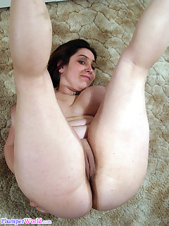 Bbw is fat bald pussy and massive milkers 3