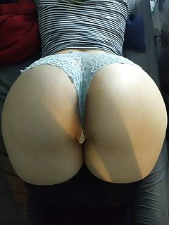 thick pussy in panties