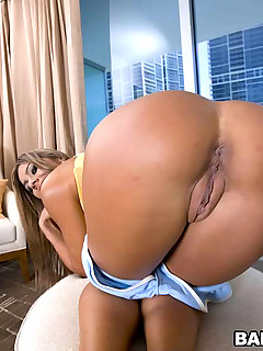 Big pussy and big ass