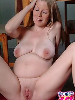 Porn pregnant pussy Beeg Pregnant